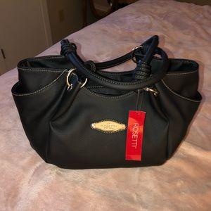 NWT Rossetti black purse